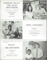 1973 Paradise Valley High School Yearbook Page 198 & 199