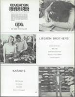 1973 Paradise Valley High School Yearbook Page 202 & 203