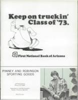 1973 Paradise Valley High School Yearbook Page 204 & 205