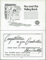 1973 Paradise Valley High School Yearbook Page 206 & 207