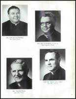 1971 Lawrenceville Catholic High School Yearbook Page 10 & 11