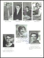 1971 Lawrenceville Catholic High School Yearbook Page 16 & 17