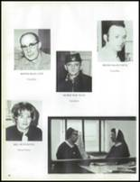 1971 Lawrenceville Catholic High School Yearbook Page 24 & 25