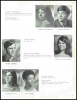1971 Lawrenceville Catholic High School Yearbook Page 30 & 31