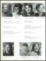 1971 Lawrenceville Catholic High School Yearbook Page 32 & 33