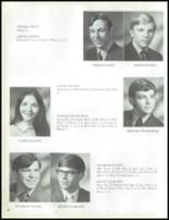 1971 Lawrenceville Catholic High School Yearbook Page 34 & 35