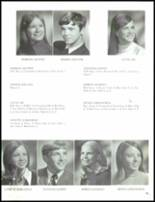 1971 Lawrenceville Catholic High School Yearbook Page 36 & 37