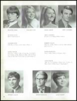1971 Lawrenceville Catholic High School Yearbook Page 40 & 41