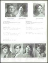 1971 Lawrenceville Catholic High School Yearbook Page 44 & 45