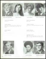 1971 Lawrenceville Catholic High School Yearbook Page 48 & 49