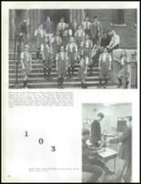 1971 Lawrenceville Catholic High School Yearbook Page 52 & 53
