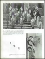1971 Lawrenceville Catholic High School Yearbook Page 56 & 57