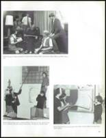 1971 Lawrenceville Catholic High School Yearbook Page 58 & 59