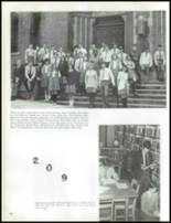 1971 Lawrenceville Catholic High School Yearbook Page 62 & 63