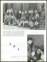 1971 Lawrenceville Catholic High School Yearbook Page 64 & 65