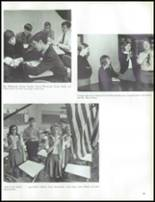 1971 Lawrenceville Catholic High School Yearbook Page 66 & 67