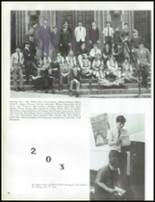 1971 Lawrenceville Catholic High School Yearbook Page 68 & 69
