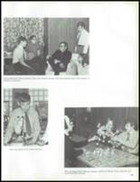 1971 Lawrenceville Catholic High School Yearbook Page 70 & 71