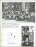 1971 Lawrenceville Catholic High School Yearbook Page 74 & 75