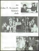 1971 Lawrenceville Catholic High School Yearbook Page 90 & 91