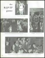 1971 Lawrenceville Catholic High School Yearbook Page 98 & 99