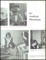 1971 Lawrenceville Catholic High School Yearbook Page 106 & 107