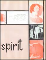 1971 Lawrenceville Catholic High School Yearbook Page 108 & 109