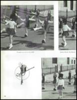 1971 Lawrenceville Catholic High School Yearbook Page 112 & 113