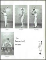 1971 Lawrenceville Catholic High School Yearbook Page 126 & 127