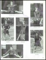 1971 Lawrenceville Catholic High School Yearbook Page 128 & 129