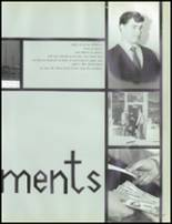 1971 Lawrenceville Catholic High School Yearbook Page 134 & 135