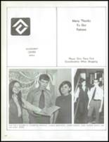 1971 Lawrenceville Catholic High School Yearbook Page 156 & 157