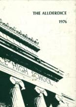 1976 Yearbook Allderdice High School