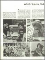 1979 Oviedo High School Yearbook Page 86 & 87