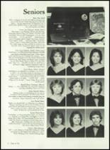 1985 Linganore High School Yearbook Page 10 & 11