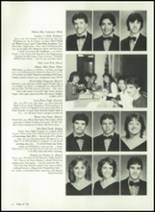 1985 Linganore High School Yearbook Page 16 & 17
