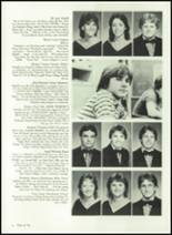 1985 Linganore High School Yearbook Page 18 & 19