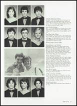 1985 Linganore High School Yearbook Page 22 & 23