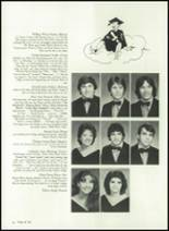 1985 Linganore High School Yearbook Page 28 & 29