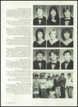 1985 Linganore High School Yearbook Page 30 & 31