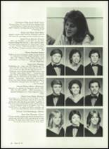 1985 Linganore High School Yearbook Page 32 & 33