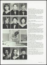 1985 Linganore High School Yearbook Page 34 & 35