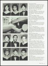 1985 Linganore High School Yearbook Page 36 & 37