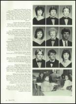 1985 Linganore High School Yearbook Page 38 & 39