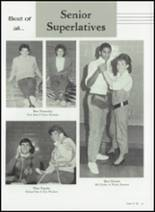 1985 Linganore High School Yearbook Page 44 & 45