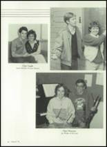 1985 Linganore High School Yearbook Page 50 & 51