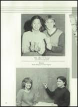 1985 Linganore High School Yearbook Page 52 & 53