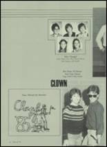 1985 Linganore High School Yearbook Page 54 & 55