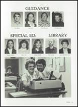 1985 Linganore High School Yearbook Page 58 & 59