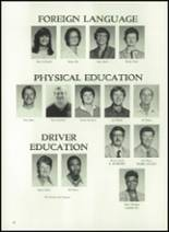 1985 Linganore High School Yearbook Page 62 & 63